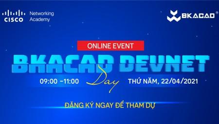 EVENT ONLINE : BKACAD - DEVNET DAY