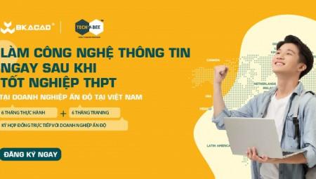 HCL TECHBEE - LÀM CNTT NGAY SAU KHI TỐT NGHIỆP THPT